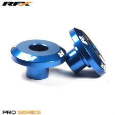 RFX Pro FAST Wheel Spacers Rear (Blue) Husqvarna FC/TC All Models 125-505 16-17